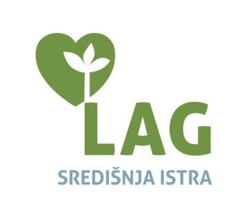 Logo LAG središnje Istre