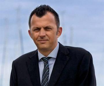 Mladen Grgeta - načelnik općine Funtana