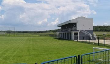 Rekonstruirane nogometne svlačionice