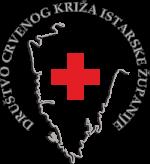 Logo Društva Crvenog križa Istarske županije