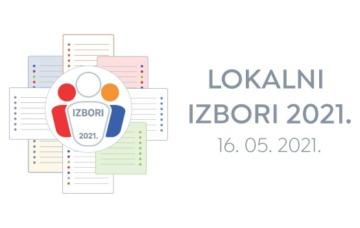 Lokalni izbori 2021. - logo