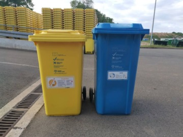 Spremnici za odvojeno sakupljanje otpada