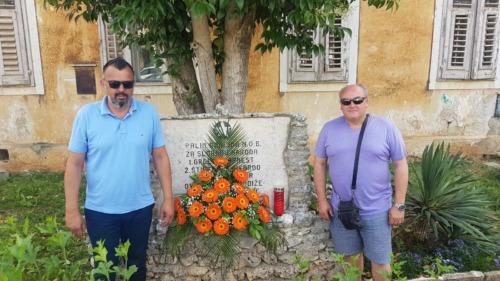 Obilježavanje Dana antifašističke borbe u Funtani