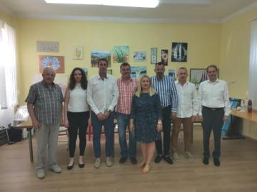 Članovi Općinskog vijeća i Općinski načelnik Općine Funtana-Fontane - Autor: Tanja Kocijančić